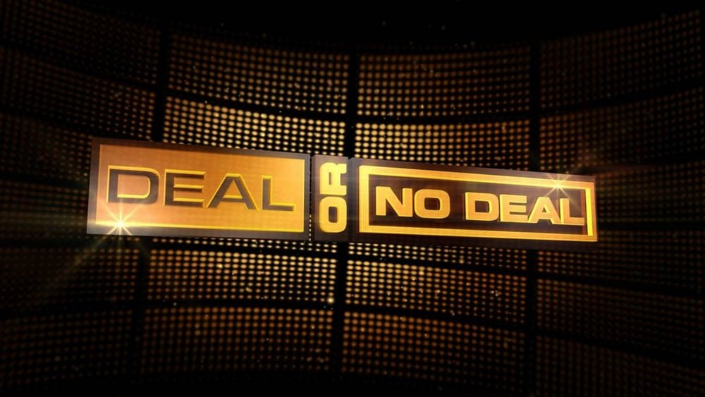 Deal Or No Deal Koffer