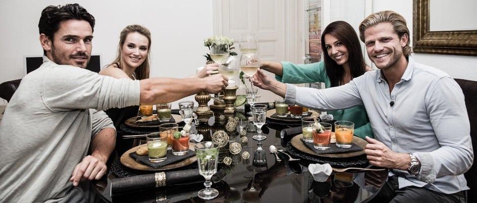 Vox Perfekte Dinner Gewinner