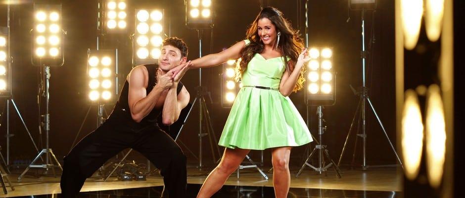 Lets Dance So Kam Der Tanz Von Sarah Lombardi An Kukkside