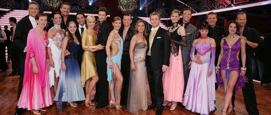 Erste Staffel LetS Dance