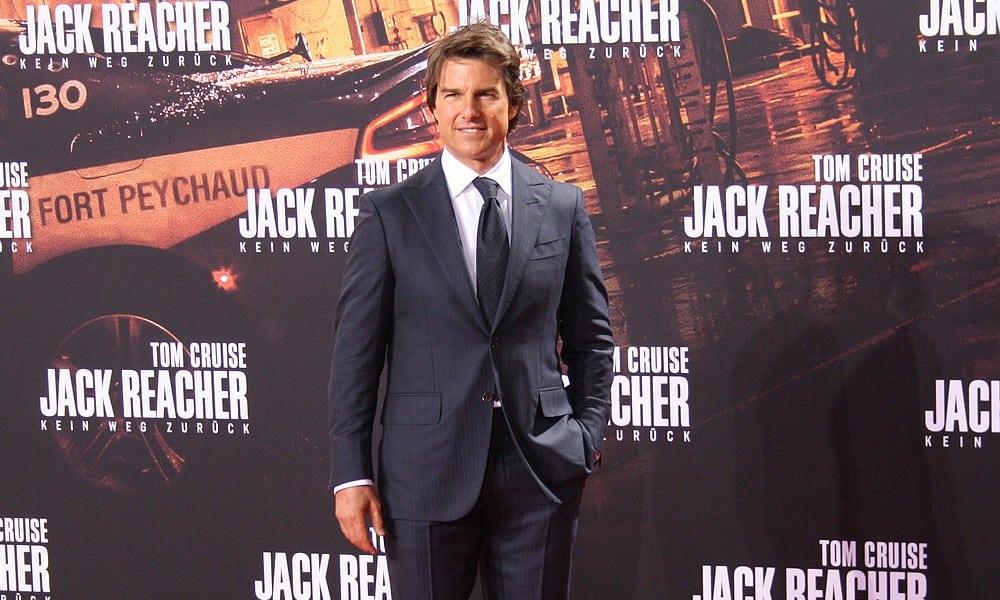 Tom Cruise verletzt sich beim 'Mission: Impossible'-Dreh in London