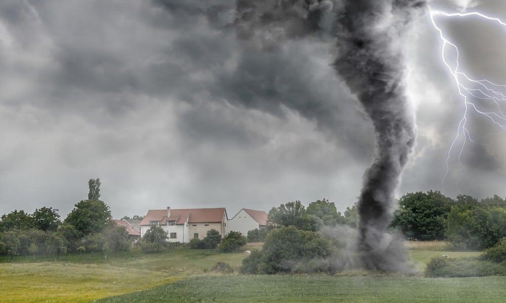 Gewitter, Starkregen, Hagel: Sinkende Temperaturen in NRW