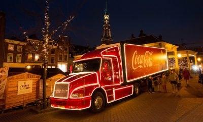 Der Weihnachtstruck von Coca-Cola