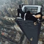 Wu Yongning: Internet-Star stürzt bei Selfie in den Tod!