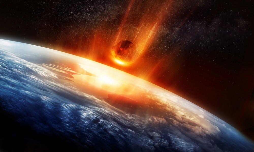 WissenDroht ein Weltuntergang? Asteroid rast auf die Erde