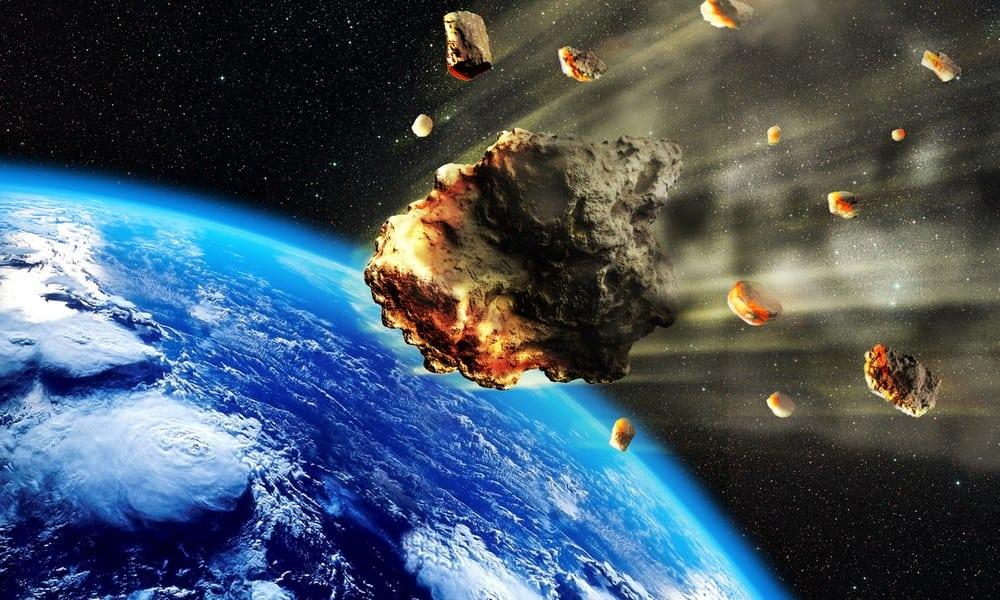 Heute Nacht: Asteroid verfehlt die Erde nur knapp