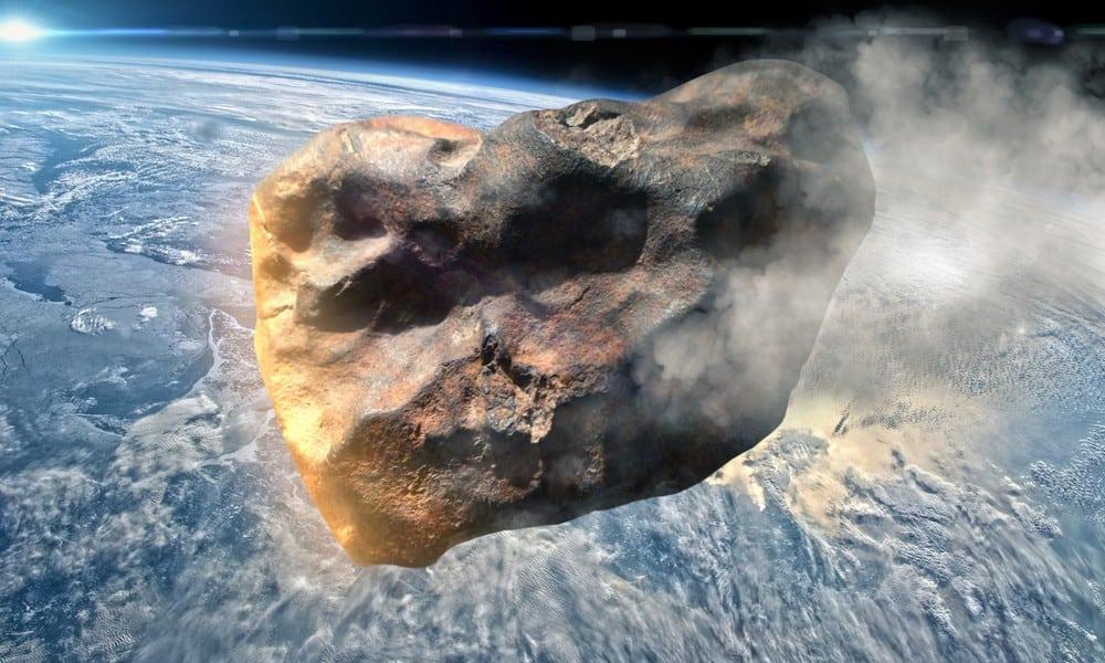 Asteroid rast auf Erde zu - Abwehrmanöver der Nasa