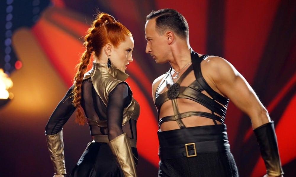 Barbara Meier Lets Dance