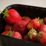 Widerlich: Frau kauft Erdbeeren bei Aldi und findet das