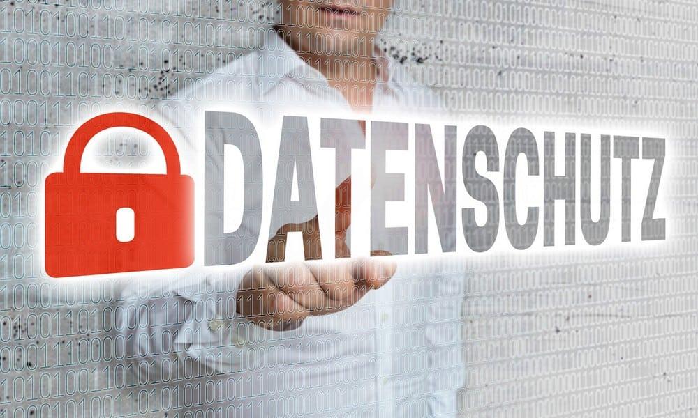 St 314 Datenschutz BILD iStock