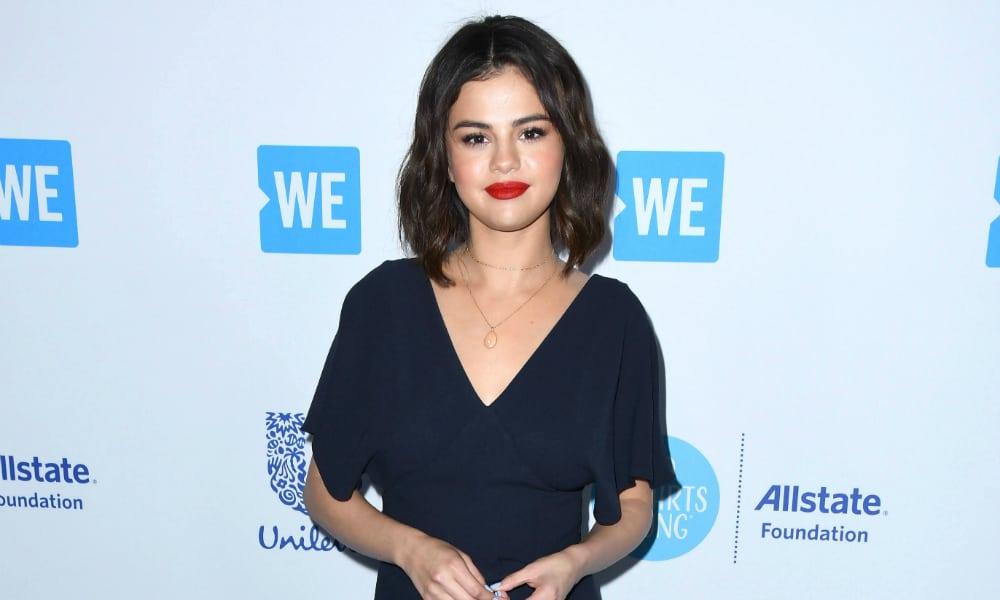 Selena Gomez Geständnis
