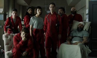 """Netflix-Serie """"Haus des Geldes"""""""