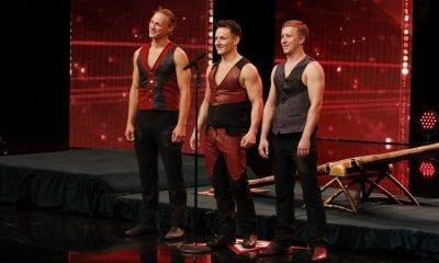 """Das Trio """"Step Up"""" bei """"Das Supertalent"""""""