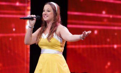 """Supertalent""-Kandidatin Verena Schubernik"