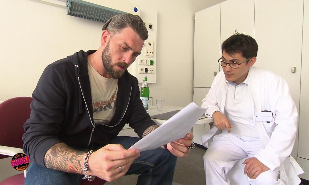 Alex erhält eine Schock-Diagnose