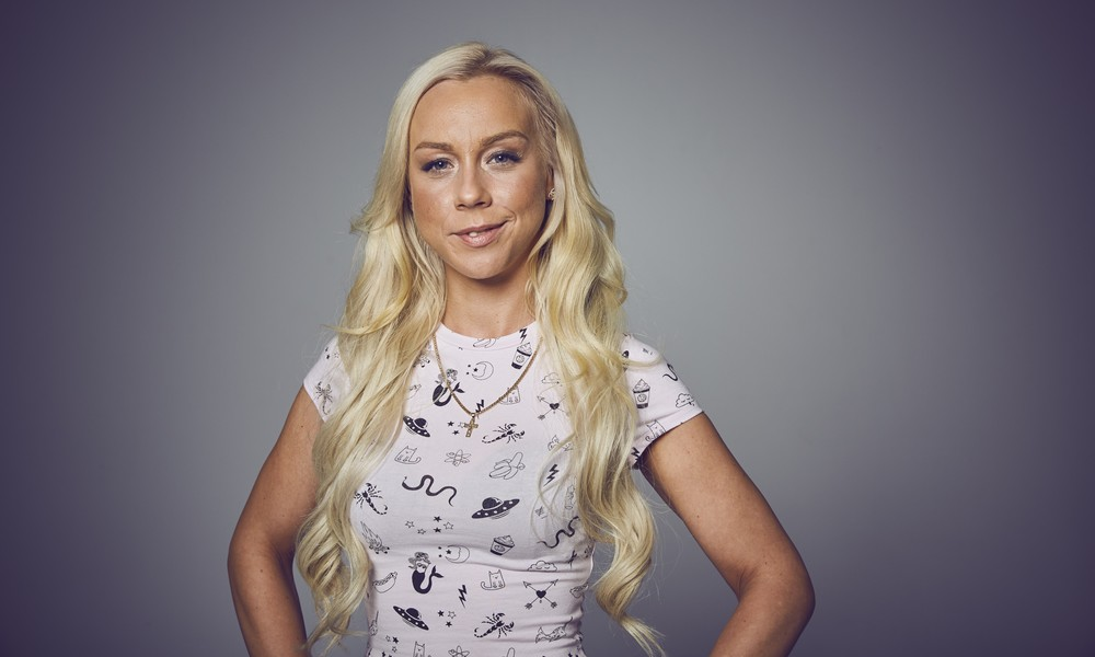 BTN-Star Katrin Hamann