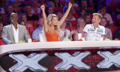 Die Supertalent-Jury