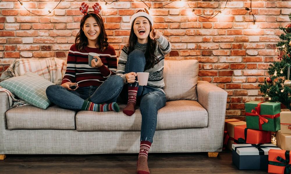 Mit diesem Netflix-Geheimcode kannst du alle Weihnachtsfilme sehen ...