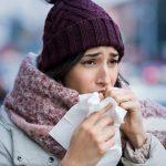 21-Jährige ist allergisch gegen den Winter!