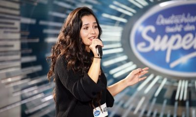 DSDS-Kandidatin Tiare Nasser