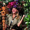 Dschungelkönigin Evelyn Burdecki