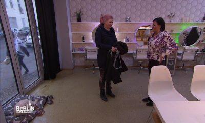 "Paula und Mandy bei ""Berlin - Tag & Nacht"""