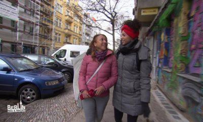 Zaida und Jacky bei BTN