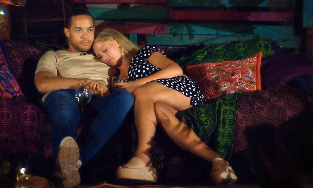 Andrej Mangold und Vanessa Prinz