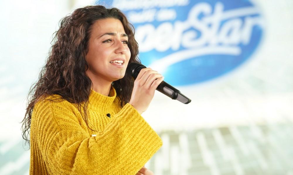 DSDS-Kandidatin Laura Panza