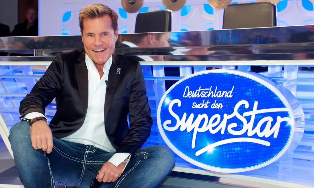 DSDS-Juror Dieter Bohlen