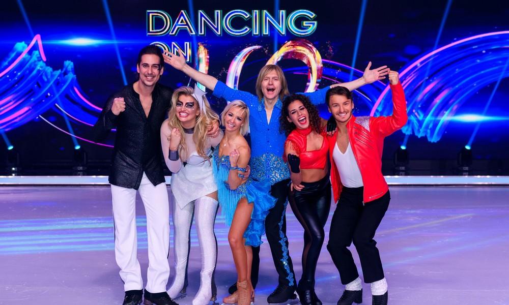 """Das Finale von """"Dancing on Ice"""""""