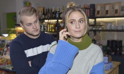 Jonas und Sophie bei GZSZ