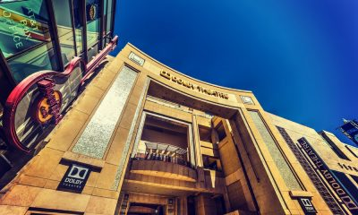 Dolby Theatre in Los Angeles