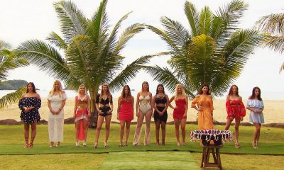 "Die Single-Girls aus ""Temptation Island"""