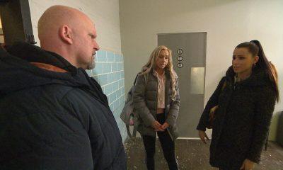 Joe, Peggy und Laura bei BTN