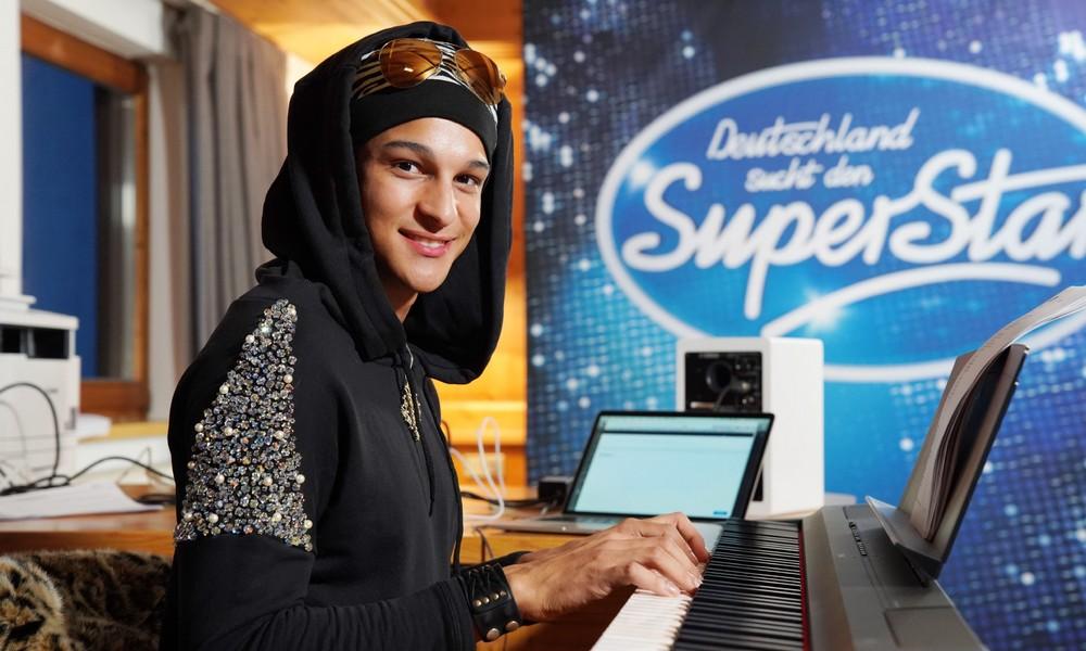 Prince Damien bei DSDS