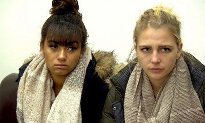 Shayenne und Alexa werden verfolgt