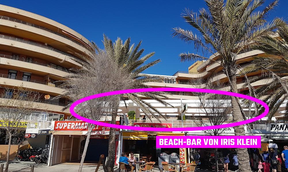 Beach-Bar von Iris Klein
