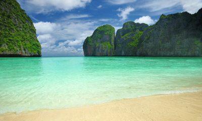 Die Maya-Bucht auf Ko Phi Phi Leh