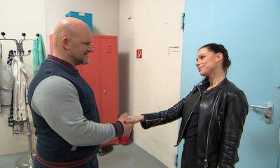 """Joe und Laura bei """"Berlin - Tag & Nacht"""""""