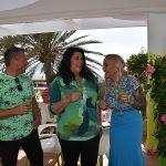 Iris Klein: So lief die Bar-Eröffnung auf Mallorca
