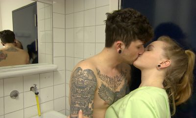 """Jannes und Emmi bei """"Berlin - Tag & Nacht"""""""