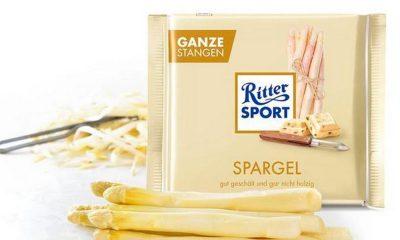 Ritter Sport Spargel