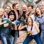 Berlin - Tag & Nacht: Die echten Namen der Darsteller