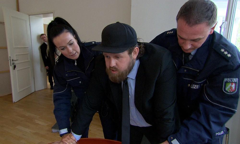 """""""Köln 50667""""-Jan wird festgenommen"""