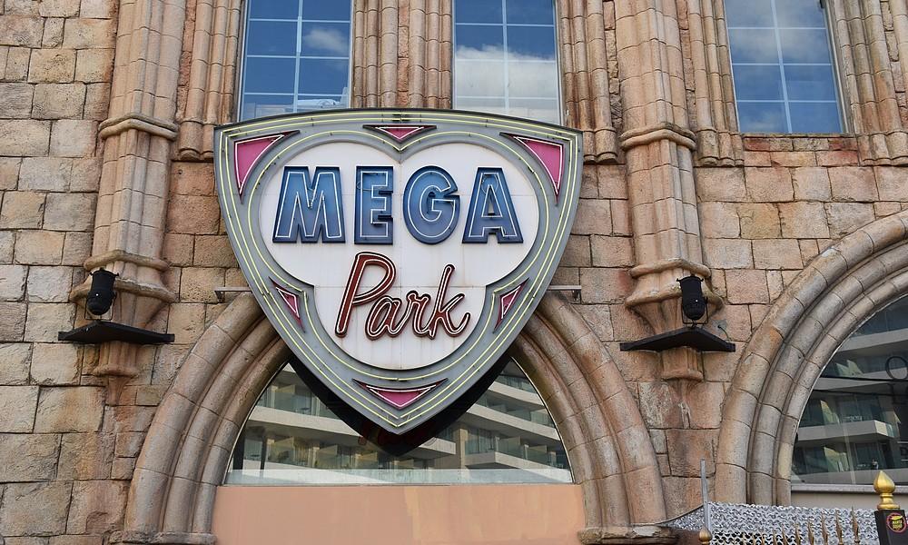 Megapark auf Mallorca