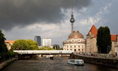 Gewitter in Berlin