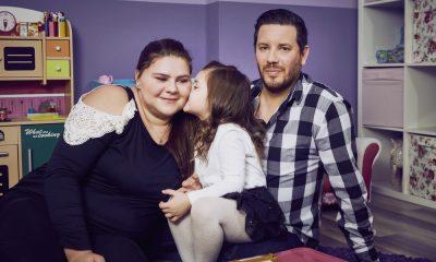 Sylvana Wollny, Celina-Sophie und Florian