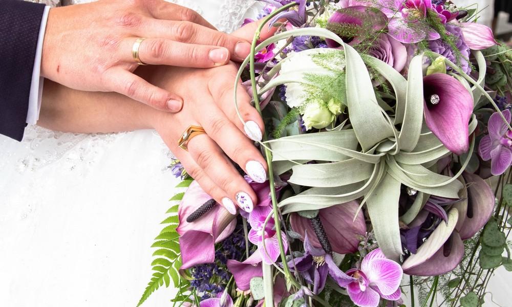 Sarafina Wollny und Peter Heck: Das erste Foto der Hochzeit!