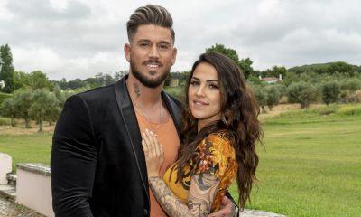 Mike Heiter und Elena Miras